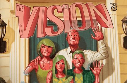 『ワンダビジョン』考察 。マーベルコミック最高傑作「VISION」とは?
